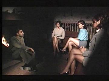 Fotograma de 'La Fuga de Albania'