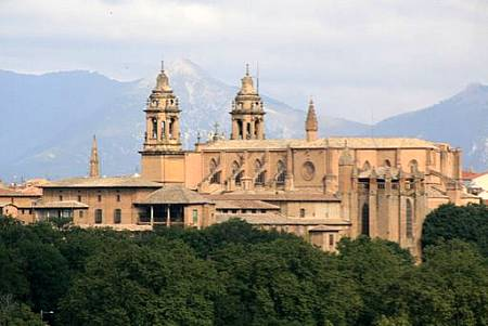 La Catedral de Pamplona 1